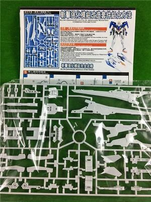 Conversion For Bandai HG 1/144 XN GNR-00 RAISER FIGHTER NOT A WHOLE MODEL