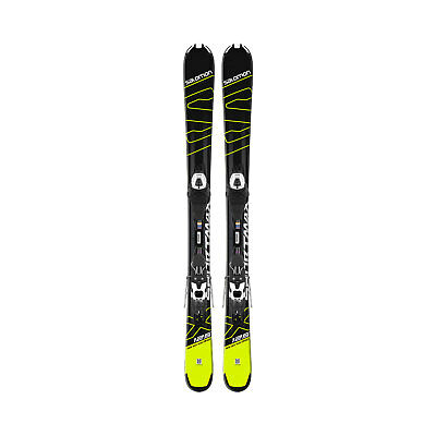 Salomon Shortmax 120 Kurzski + Bindung E Lithium 10 L90