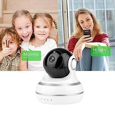 Surveillance Baby Camera Monitor With Motion Detection 2 Way Audio Night Vision