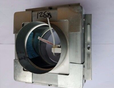 125mm Spigotted Fire & volume control damper with install frame for ventilation
