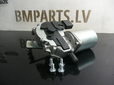 New Bmw X5 E70 Windshield Wiper System Motor Front 61617200510 Next Day Shipping