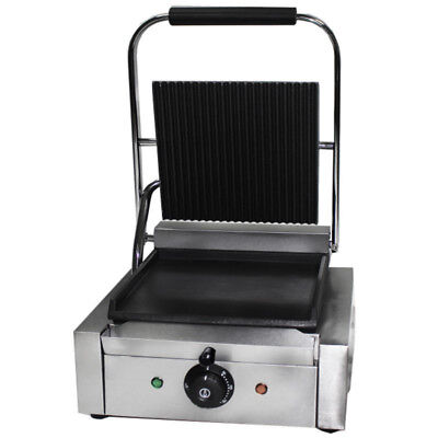 Counter Top Contact Grill, Panini Press For Toasties, Panini's, Sandwiches Etc