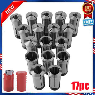 Weekend Special Sale, 5C Square Collet 17 PC Set HOME