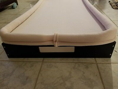 Secure Beginnings Breathable Crib Mattress