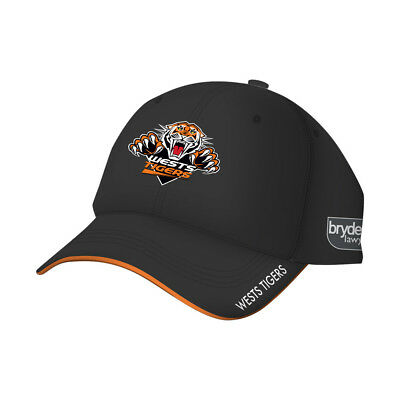 Wests Tigers 2018 NRL Media Cap BNWT Rugby League