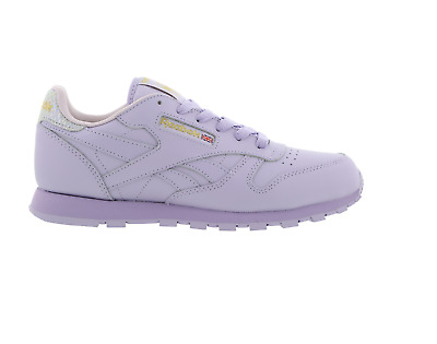 Pink Size 3.5 S1049 V69799 Reebok Junior Classic Trainers
