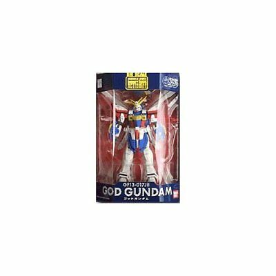 MIA Mobile Fighter G Gundam GF13-017JII God Gundam Action Figure Bandai Japan