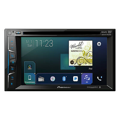 "Pioneer AVH-1300NEX 6.2"" DVD Receiver w/ Built in Bluetooth & Apple CarPlay"