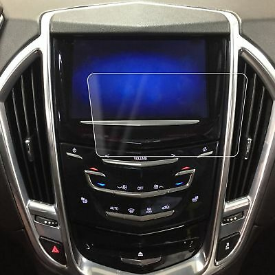 2013-2016 Cadillac SRX XTS CTS Anti Scratch Fingerprint Screen Saver Protector