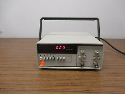 HP 5314 A Universal Frequency Counter