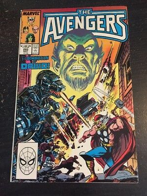 Avengers#295 Incredible Condition 9.4(1988) Buscema/Palmer Art, Kangs!!