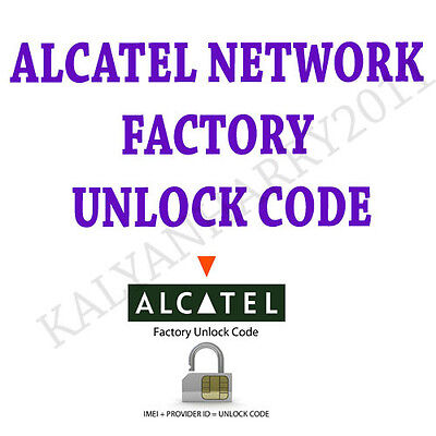Alcatel Unlock Code modem Osprey L855 All Countries Supported Fast Service
