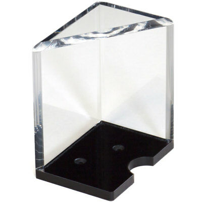 Casino Grade Acrylic 6 Deck Discard Holder/Tray with Top. NEW + Free Shipping!