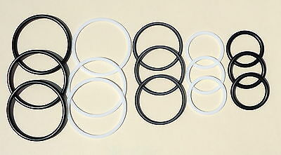 4018 O-RING HEAD KIT works with US Jetting Sewer Jetter 15 Ring Set ORing O Ring
