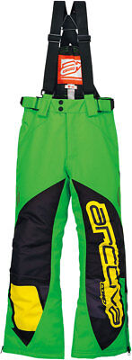 14 Youth Navy//Orng ARCTIVA Snow Snowmobile Kids 2017 COMP Insulated Bibs//Pants