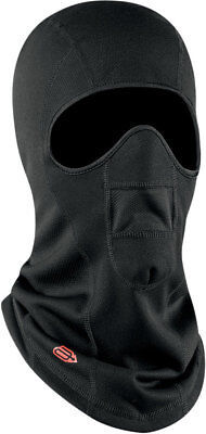 ARCTIVA Snow Snowmobile WINDSHIELD Full-Face Mask/Balaclava (Black) Choose Size