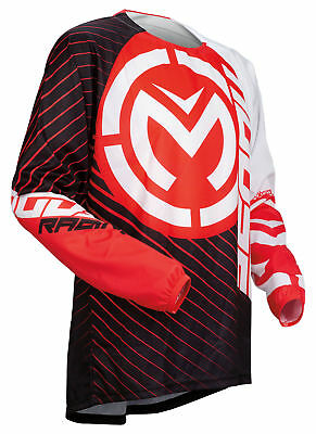 Moose Racing MX Off-Road 2018 QUALIFIER Jersey (Red/Black) Choose Size