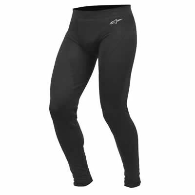 ALPINESTARS Tech Race Compression Motorcycle Under Suit Bottom (Blk) Choose Size