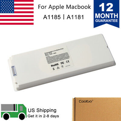 """New Laptop Battery for Apple MacBook 13"""" 13.3 Inch A1181 A1185 MA561 MA566 lot"""