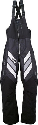 ARCTIVA Snow Snowmobile Mens 2017 MECH Insulated Bibs/Pants BLK/GRAY Choose Size