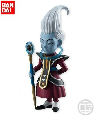 Bandai Dragon Ball Z Super Adverge 5 Mini Figure Whiz Whis Universe 7 Angel NEW