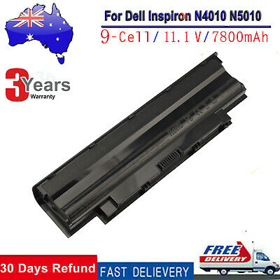 6/9 Cell Battery for Dell Inspiron N4010 N4110 N5010 N5050 N5110 N7010 N7110