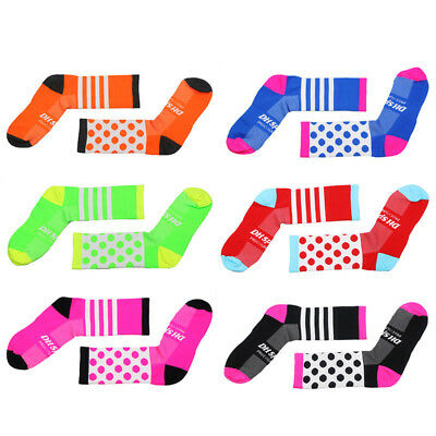 Outdoor Sports Breathable and Wear-resistant Socks Cycling Long Socks