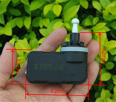 Car Headlight Adjustment Motor Servo Motor Proportional Control Telescopic motor