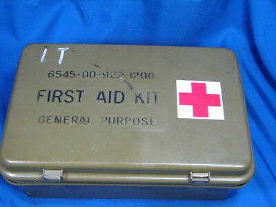 Full Army First Aid Kit General Purpose 6545-00-922-1200