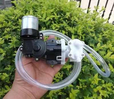 1 Meter Micro-pump Pipe 6mm*8mm Transparent Tube Non-toxic Clear Hose