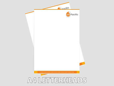 A4 Full colour Letterheads Free delivery.