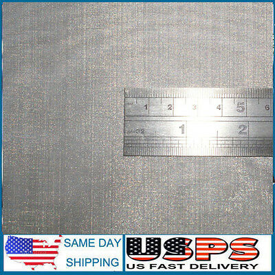 """Woven Wire 200 Mesh -24""""X40"""" Size- 0.075mm Hole- 60µm Wire -304L Stainless Steel"""