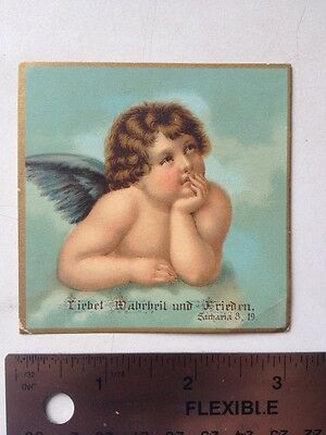 ~~ late 1800's VICTORIAN SCRAP TRADE CARD EPHEMERA...