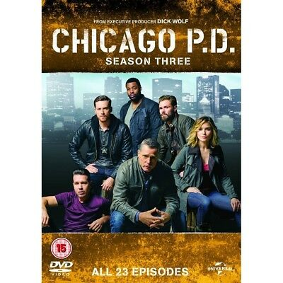 Chicago PD - Season 3 DVD