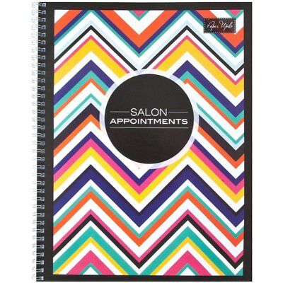 MARIANNA Salon 4 Columns Appointment Book BK-08802