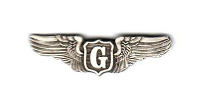 Gyrocopter/Gyroplane #1 Pilot Wings Tie Tack