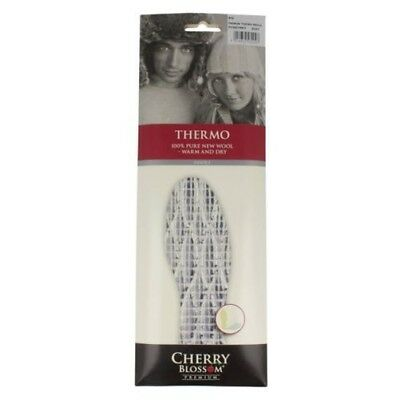 Mens Cherry Blossom Thermo Insoles