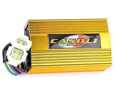 High Performance 6 Pin Dc Cdi For 200Cc 250Cc Lifan Roketa Ssr Atv Dirt Bike
