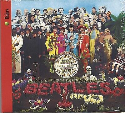 The Beatles / Sgt. Pepper's Lonely Hearts Club Band * New Cd * Neu *