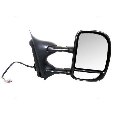 Excursion Super Duty Pickup Passengers Telescopic Tow Power Mirror Heated Signal