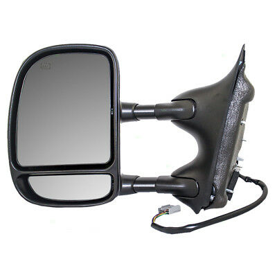 Excursion Super Duty Pickup Truck Driver Power Tow Mirror Heated Signal Textured