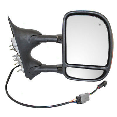 Excursion Super Duty Pickup Truck Passengers Tow Telescopic Mirror Heated Signal