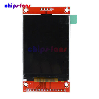 "240x320 2.4"" SPI TFT LCD Serial Port Module+3.3V PCB Adapter SD ILI9341 LCD"