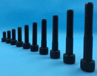 "BSW Whitworth 3/8"" Cap Head Socket Screw High Tensile Imperial Allen Bolt"