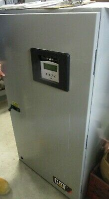 Caterpillar Ctg 260 Amp 3Ø 4 Wire 480V Automatic Transfer Switch- Ats285