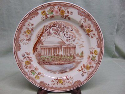 Vintage Japan (Pre WWII) Brown & Ritchie Jefferson Memorial Plate - BRW1