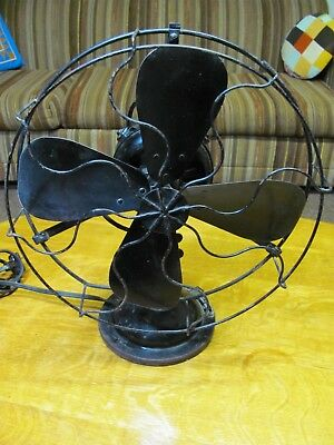 OLD , Wagner Electric Corporation , type 5260 , Oscillating , 3 Speed FAN