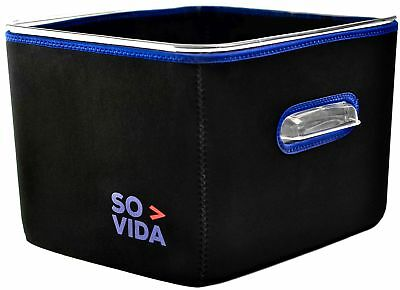 SO-VIDA Sous Vide Container Sleeve For The Rubbermaid 12 Quart - Protects Your
