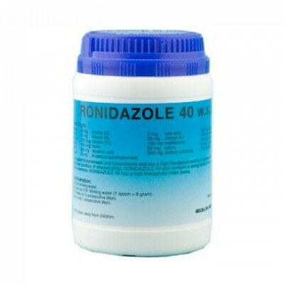 Pigeon Product - Ronidazole 40 - trichomoniasis and hexamitiasis - by Pantex