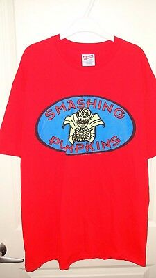 SMASHING PUMPKINS Vintage T Shirt 90's BRAND NEW DEADSTOCK VERY RARE